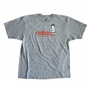 Adidas T-Shirt Mens Linear TSL Graphic Crew